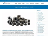 Forged Fitting Manufacturers in India