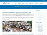 Pipe Fitting Manufacturers in India