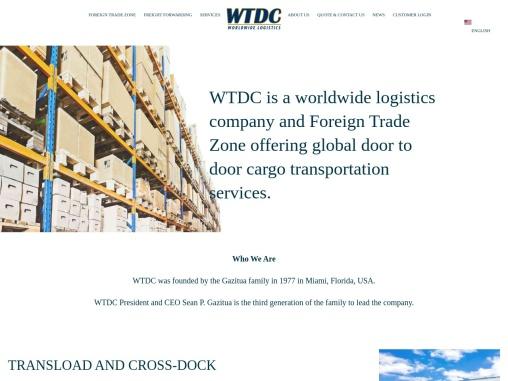 WTDC: Foreign Trade Zone 281-4 in Miami, FL