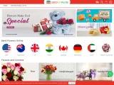 Online Flower delivery| Birthday flower Bouquets | 1800GP