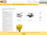 Best quality of  Generator Hire