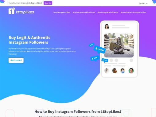 Buy Real and Active Instagram Followers