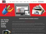 Graphic Designing Courses In Delhi