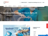 Anesthesia Billing Services in Alaska (AK) – 24/7 Medical Billing Services