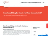 Anesthesia Billing Services in Hartford, Connecticut (CT) – 24/7 Medical Billing Services