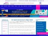 AC repair and service in Alipur Delhi  24×7 AC Service