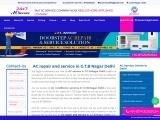Ac repair in G.T.B Nagar | 24×7 AC Service