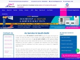 Ac Service and repair in South Delhi  24×7 AC Service