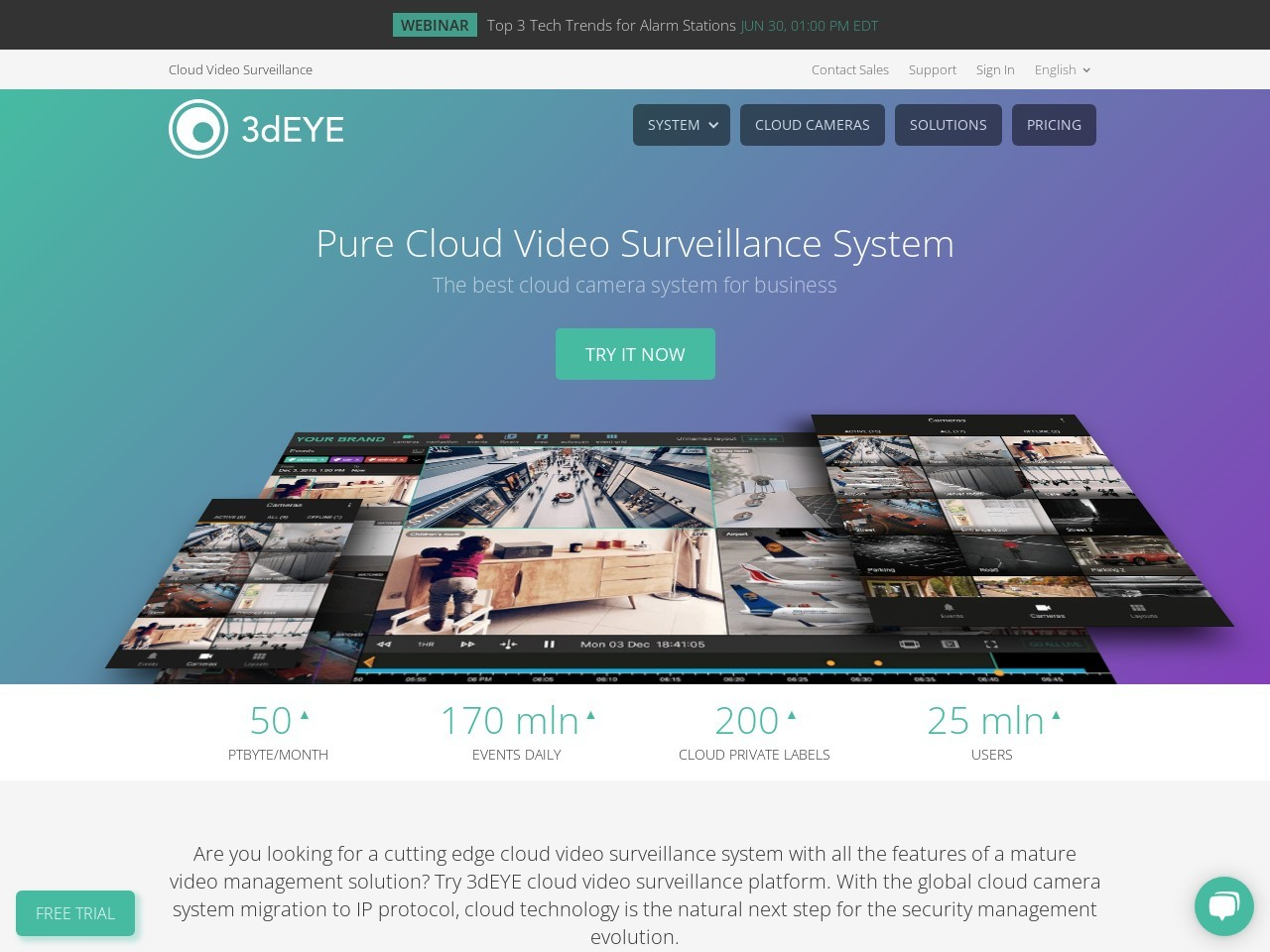 Time lapse IP camera online free