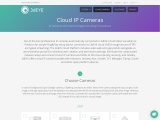 IP camera software with cloud storage for video surveillance
