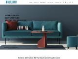 3d product modeling |3D furniture Modeling Studio