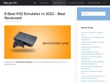 10 Best PS2 Emulators in 2021 – 3ds Emulators