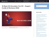10 Best DS Emulator for PC in 2021 – 3DS-Emulator