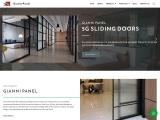 Gianni Panel Aluminium Door Manufacturer Malaysia