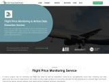 Flight Price Monitoring   Flight Price Scraper