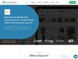 Etsy Product And Pricing Data Extraction   3i Data Scraping