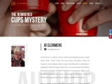 JB Clemmens – Author of the book The Numbered Cups Mystery