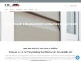 The Best Vinyl Siding Contractors & Repair Service in Cincinnati