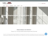 Window Replacement and Installation Services in Cincinnati, Ohio | CHI Roofing