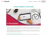 Why 75health's E-Prescribing Software is important to healthcare industry?