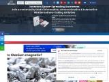 Is titanium magnetic | 99alternatives.com