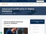 Get a Quick Job, Learn Digital Marketing in Janakpuri