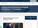 Do You know the Best Digital Marketing Institute in Pitampura, Enroll For Free Demo