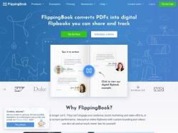 FlippingBook Coupon Code screenshot
