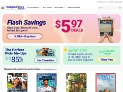 Meredith Magazine Store screenshot