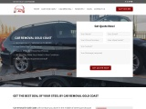 CAR REMOVAL GOLD COAST | We Buy Any Car For Cash Gold Coast