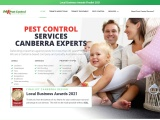 PEST CONTROL SERVICES CANBERRA EXPERTS
