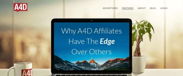 A4D Website Preview