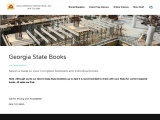 Georgia construction education and State Books