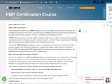 Online PMP Certification Course Training | PMP CertificationTraining | PMP Certification Course