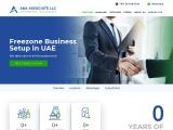 Business Setup in Dubai Freezone UAE Free Zone Company Formation – AA Associate LLC