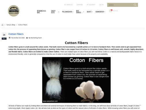 Cotton fibers develop in a ball across the cotton seeds.
