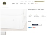 Twin xl Bed skirt – Decorate the bed