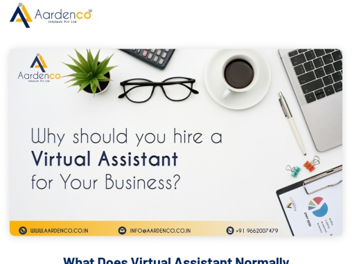 Why Should You Hire A Virtual Assistant For Your Business?