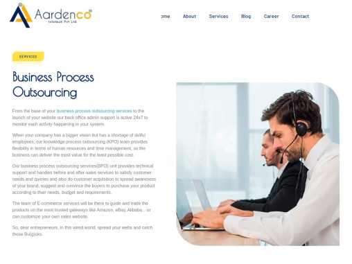 Business Process Outsourcing Services, BPO Services
