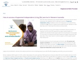 NDIS Supported Independent Living in Western Australia | NDIS SIL Service in perth