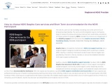 NDIS Respite Care Services in Perth, WA | NDIS disability support provider in Perth