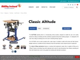 Buy Classic Altitude Standing Frame Online