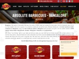 Barbecue Buffet in Bangalore | Absolute Barbecues