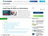 How To Install Sage 2020 ( Support)