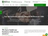 Best Tax Agent in Melbourne Australia – Accounts NextGen