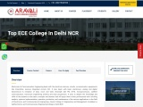 Top Electronics and Communication Engineering (ECE) Colleges in Faridabad, Delhi NCR