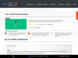 Best VueJS Certification Course in Bangalore-AchieversIT
