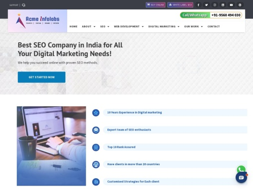 Best Seo Company in India For internet Marketing