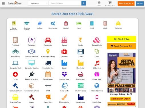 top classified website in india