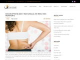 Misconceptions About Non-Surgical Fat Reduction Treatments